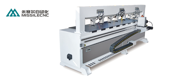 Laser Positioning Side Holes Drilling Machine