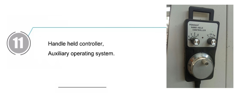 Handle held controller, Auxiliary operating system.