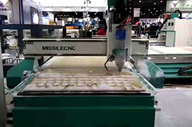 Advertising CNC Router M5S