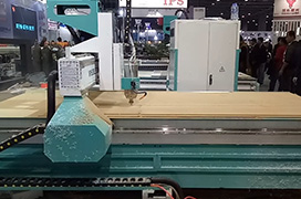 Panel Furniture CNC Router