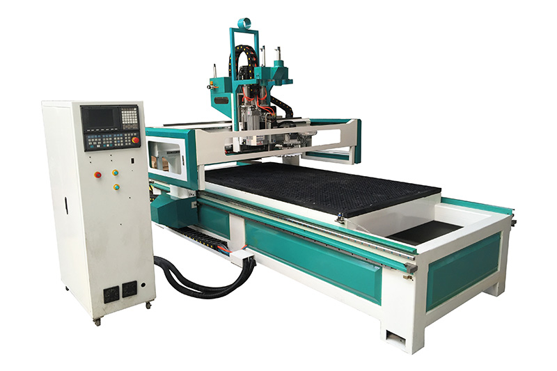 CNC Nested Based Router Missile-S9