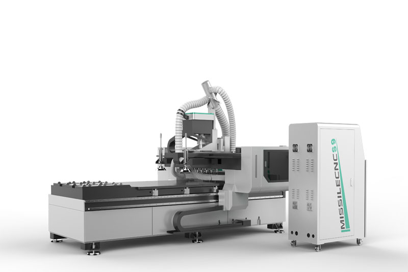CNC Nested Based Router Missile-S9/S9+