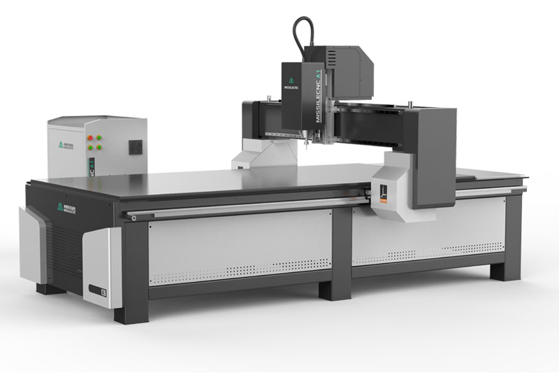 A1 CNC Router with Vacuum table