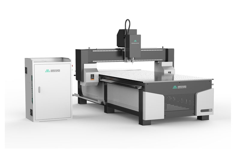 A1 CNC Router for advertising